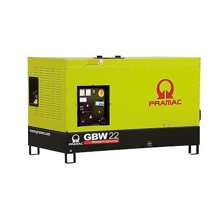 Generador Eléctrico GBW22Y